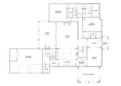 500 S Goodlett, Lot 1 - First Floor