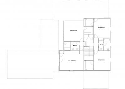 500 S Goodlett, Lot 1 - Second Floor