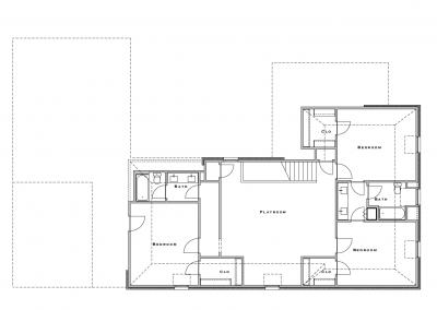 1105 Hayne Road Second Floor