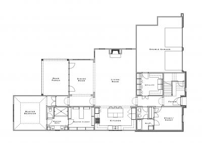 4163 Poplar 1st Floor