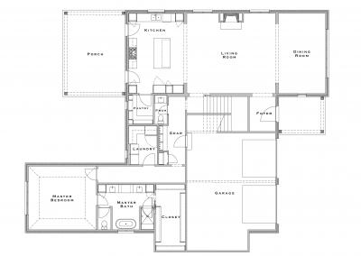 Lot 1 - First Floor
