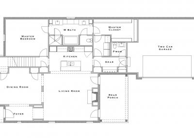 first floor johnwood