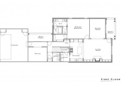 Lot 13 First Floor