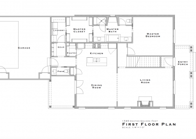 Lot 5 First Floor