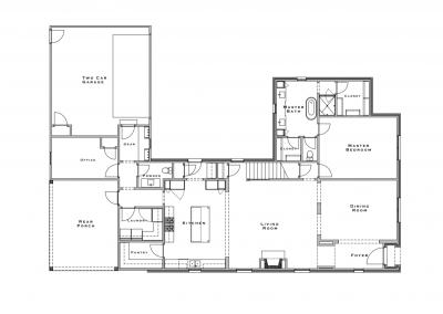 1127 Hayne First Floor