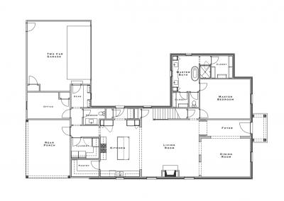 1133 Hayne First Floor