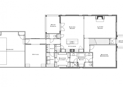 Lot 9 First Floor